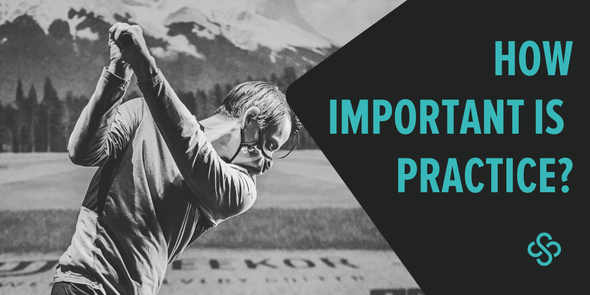 A practice session is the key to improving your golf game